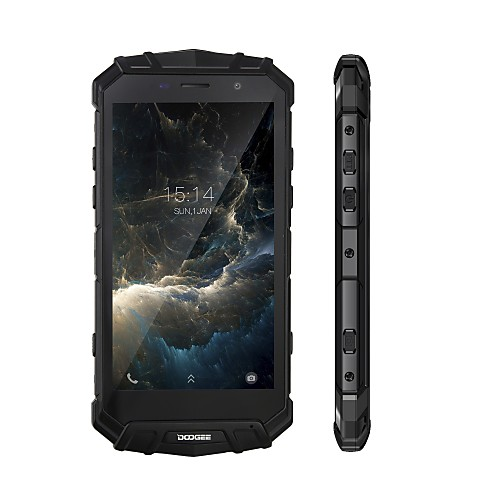 DOOGEE S60 5.2 дюймовый 4G смартфоны (6GB  64Гб 21 MP Octa Core 5580mAh)
