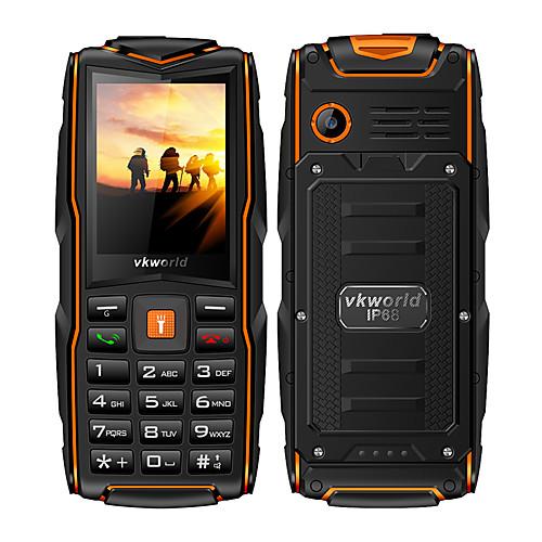 vkworld V3 ≤3 дюймовый Сотовый телефон ( 64MB  Другое 2 мегапикс. Другое 3000 )