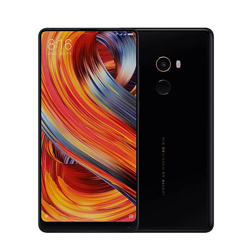 xiaomi mi mix2 5.99 дюймовый смартфон 4g (6gb  64gb 12pcs snapdragon 835 3400mah)