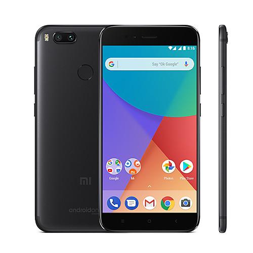 xiaomi mi a1 5.5-дюймовый смартфон 4g (4gb  64gb 12mp двойной камеры snapdragon 625 3080mah от Google)