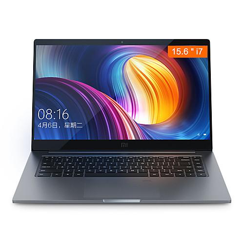 Xiaomi Ноутбук блокнот xiaomi pro 15.6 дюймовый IPS Intel i7 i7-8550U 16 Гб DDR4 256GB SSD MX150 2 GB Windows 10 / #, Серый
