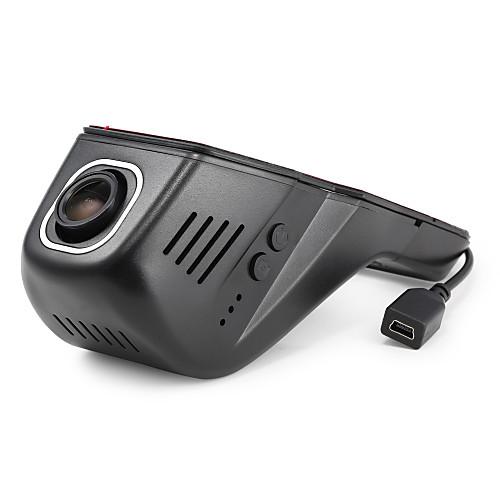 Скрытый fhd автомобиль dvr регистратор цифровой видеомагнитофон видеокамера тире камера камера 1080p wifi черный ящик dashcam автомобиль от Lightinthebox.com INT