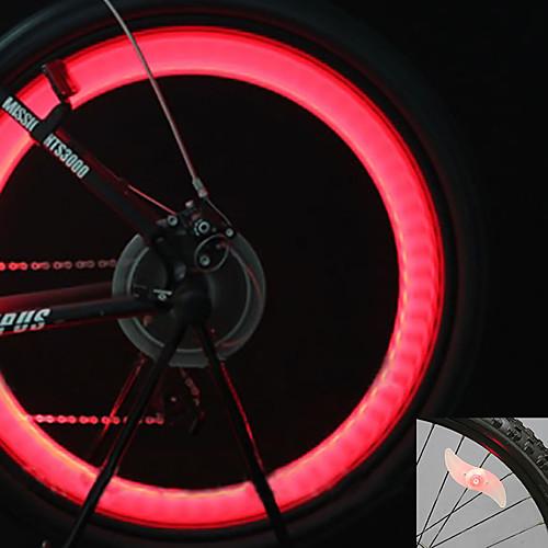 Велосипедные фары колесные огни Колесные огни Передняя фара для велосипеда LED Велоспорт подсветка солнечные батареи Люмен Батарея