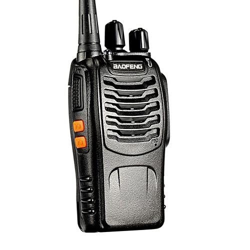 Baofeng BF-888s УВЧ FM трансивер высокое освещение фонарик Walkie Talkie
