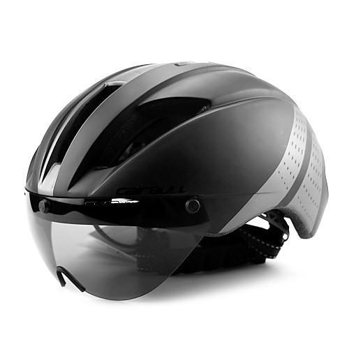 CAIRBULL Велоспорт шлем CE EN 1077 Сертификация Велоспорт 11 Вентиляционные клапаны Аэрошлем Ультралегкий (UL) Спорт Универсальные Горные от Lightinthebox.com INT
