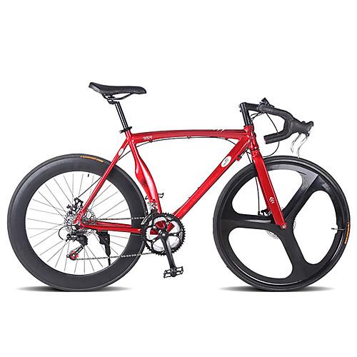 Дорожные велосипеды / Комфорт велосипеды Велоспорт 14 Скорость 26 дюймы / 700CC SHIMANO TX30 BB5 Дисковый тормоз Без амортизации Без амортизации Обычные Алюминиевый сплав