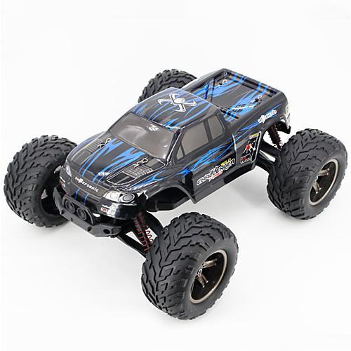 Машинка на радиоуправлении S911 4-канальный Внедорожник Высокая скорость 4WD Дрифт-авто Гоночный багги Монстр грузовик Бесколлекторный