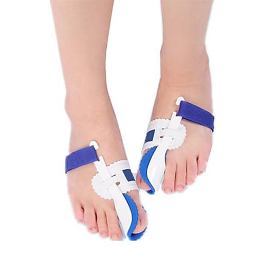 На все тело Ступни Поддерживает Toe Сепараторы и мозолей Pad Коррекция осанки Облегчить боль в ногах пластик