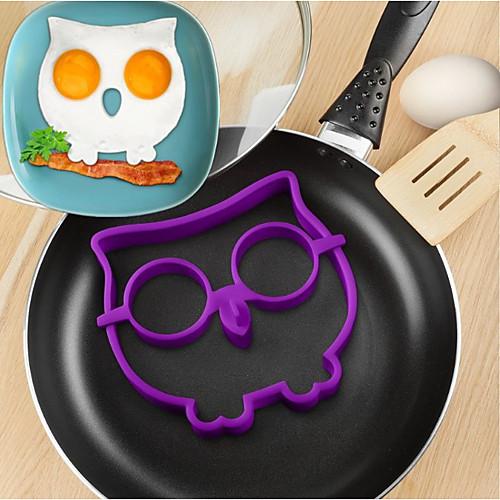 Кухонные принадлежности Силикон Инструмент выпечки / Творческая кухня Гаджет / Своими руками DIY прессформы / Для яиц Для Egg 1шт