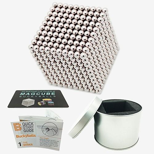 1000 pcs Магнитные игрушки Магнитные шарики Магнитные игрушки Конструкторы Сильные магниты из редкоземельных металлов Неодимовый магнит Магнитный фото