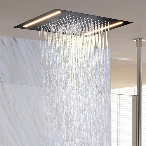 Современный Дождевая лейка Ti-PVD Особенность - Дождевая лейка / Новый дизайн, Душевая головка