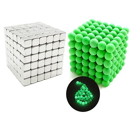 432 pcs Магнитные игрушки Магнитные шарики Магнитные игрушки Конструкторы Сильные магниты из редкоземельных металлов Неодимовый магнит Магнитный Квадрат фото