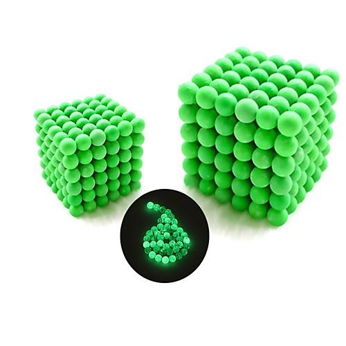 432 pcs Магнитные игрушки Магнитные шарики Магнитные игрушки Конструкторы Сильные магниты из редкоземельных металлов Неодимовый магнит Магнитный Флуоресцент фото