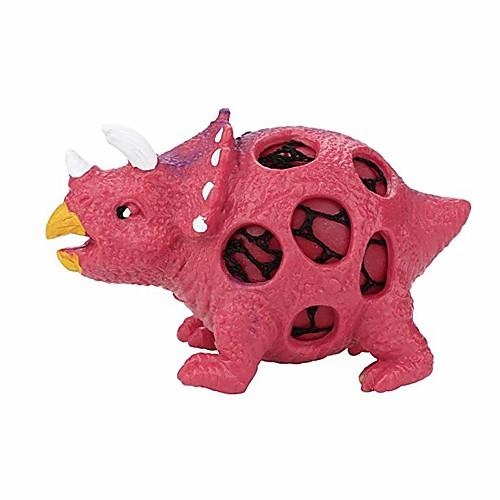Резиновые игрушки Устройства для снятия стресса Юрский динозавр Фокусная игрушка болотистый Декомпрессионные игрушки 3 pcs Детские Все Мальчики Девочки Игрушки Подарок фото