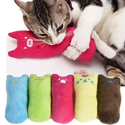 Плюшевые игрушки Собаки Коты Животные Игрушки 1шт Мягкость Милый Хлопок Подарок фото