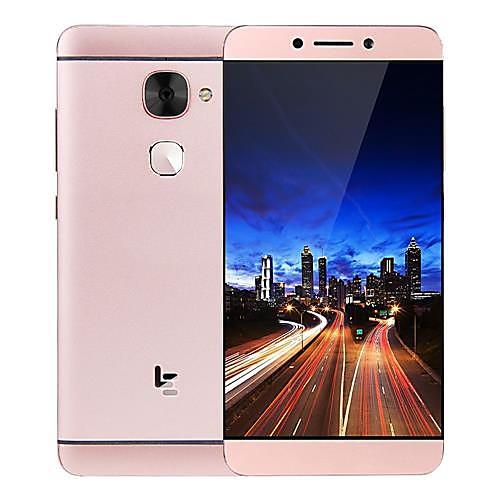 "LeTV X626 5.5 дюймовый """" 4G смартфоны (4GB 32Гб 21 mp MediaTek Helio X20 3100 mAh mAh) / 19201080, Золотой"