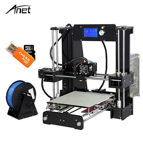 Anet A6 New Version 220220230 0.4 мм, Черный, Anet A6 New Version 220220230 0.4 мм