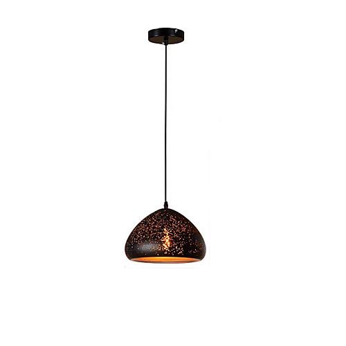 QIHengZhaoMing Подвесные лампы Рассеянное освещение Электропокрытие Металл 110-120Вольт / 220-240Вольт Теплый белый