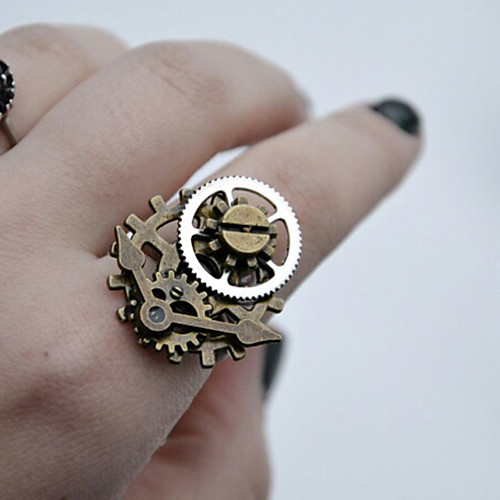 Доктор чумы Винтажная коллекция Steampunk Костюм Муж. Жен. Маскарад Кольцо Золотой Винтаж Косплей