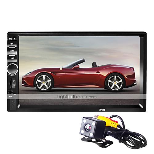 BYNCG 7018WG 7 дюймовый 2 Din Windows CE 6.0 В-Dash DVD-плеер для Универсальный / Универсальная Поддержка / MP4 / TF карта
