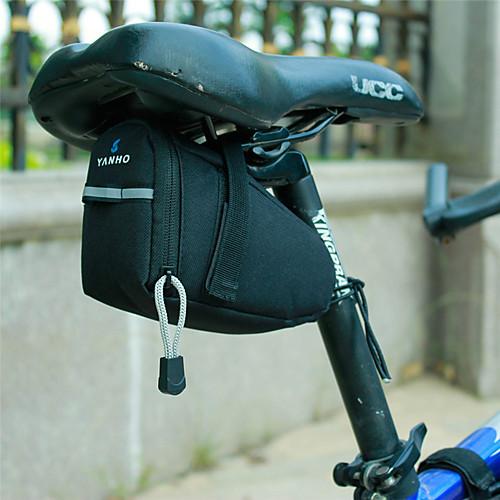 """B-SOUL 0.5 L Сумка на бока багажника велосипеда Компактность Легкость Пригодно для носки Велосумка/бардачок Ткань """"""""Оксфорд"""""""" Велосумка/бардачок Велосумка Велосипедный спорт"""
