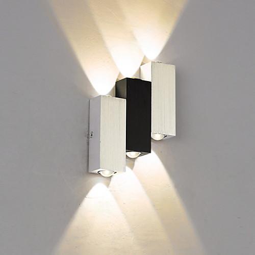 Новый дизайн Современный современный Настенные светильники В помещении Металл настенный светильник 85-265V 6 W