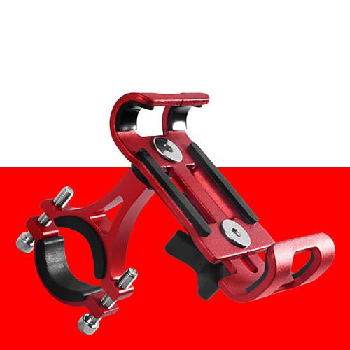 Крепление для телефона на велосипед Регулируется / Выдвижной Противозаносный Универсальный для Шоссейный велосипед Горный велосипед Aluminum Alloy iPhone X iPhone XS iPhone XR Велоспорт фото