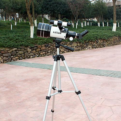 LUXUN 15-150 X 70 mm Телескопы Линзы Свободное собрание Водонепроницаемый На открытом воздухе Высокое разрешение BAK4 Походы На открытом воздухе Космос / астрономия Спектралайт Алюминий / Для охоты фото