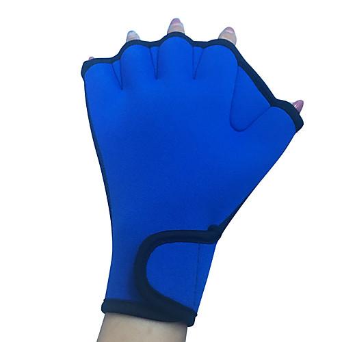 Акваперчатки Плавательные перчатки 3mm неопрен Перепончатые весла перчатки Защитный Прочный Плавание Дайвинг Для погружения с трубкой / Детские фото