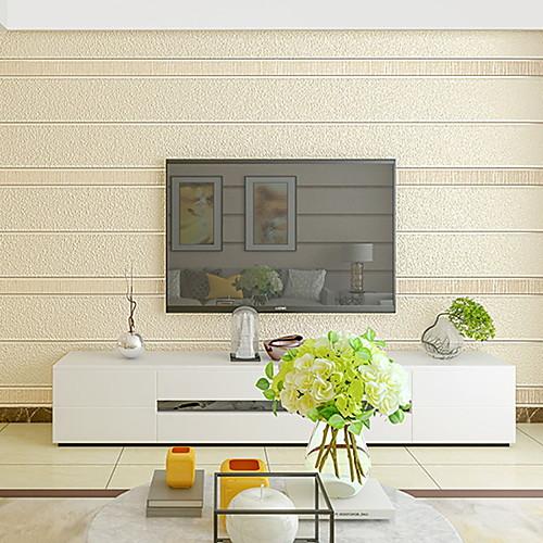 обои Нетканые Облицовка стен - Клей требуется Цветочные / ботанический
