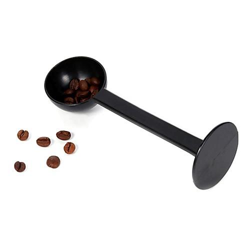 Кофейные бобы мерная ложка 10 г стандартная мерная ложка двойного назначения ложка фасоли порошок ложка кофемашина аксессуары фото