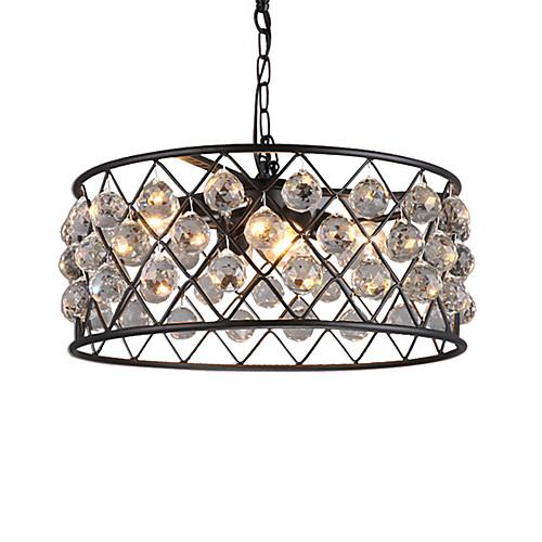 современный хрустальный светильник для столовой рабочий кабинет лампа одна голова контрактная атмосфера спальня оригинальность индивидуальный характер лампы и фонари