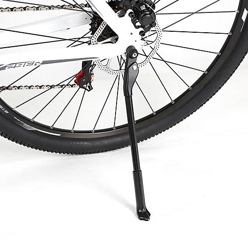 Kickstand Горный велосипед / Шоссейные велосипеды / Односкоростной велосипед Регулируется / Выдвижной / Мощность / Прочный Алюминий Черный / Пурпурный