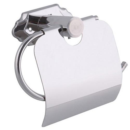 Держатель для туалетной бумаги Новый дизайн / Cool Современный Металл 1шт На стену