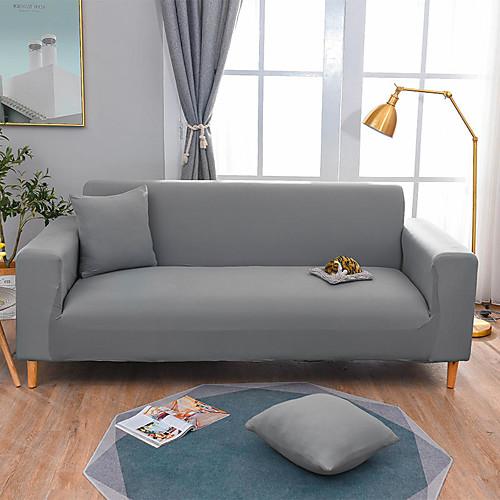 Чехлы для диванов высокие эластичные комбинаторные мягкие эластичные чехлы из полиэстера фото