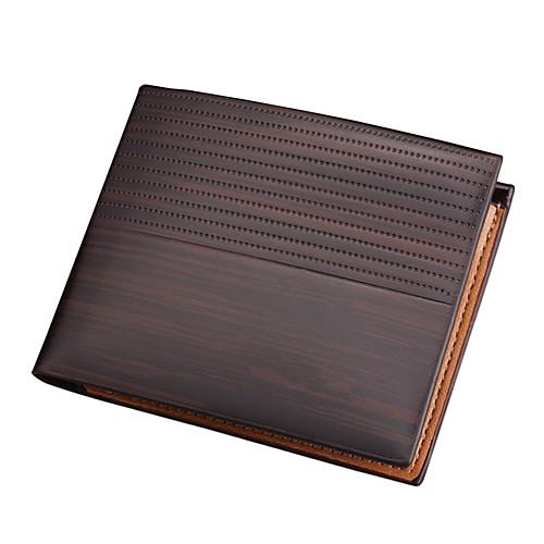 Dongguan pby_049w мужской короткий кошелек кошелек мультикарточка европейский и американский фан-кошелек kl017 точек темно-коричневый фото