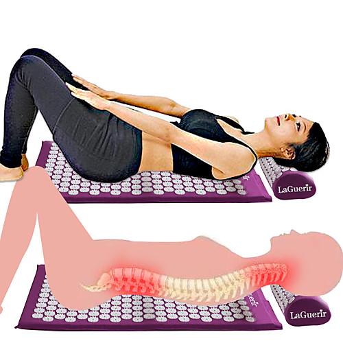 Массажер подушки массажный коврик акупрессура облегчить боль в спине спайк коврик акупунктурный массаж йога коврик и подушка фото