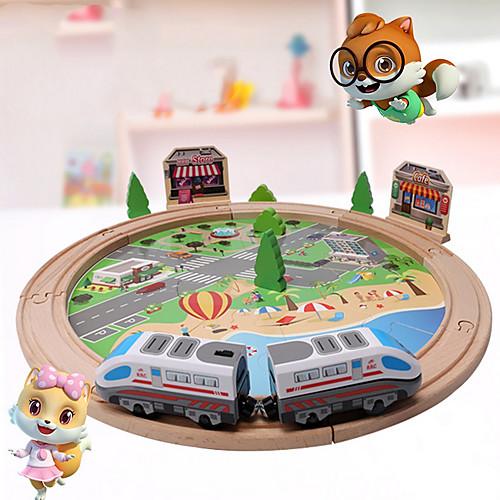 Устройства для снятия стресса Шлейф Специально разработанный моделирование Взаимодействие родителей и детей деревянный 1 pcs Детские элементарный Все Игрушки Подарок