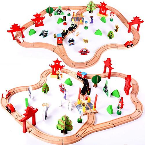 Устройства для снятия стресса Шлейф Специально разработанный моделирование Взаимодействие родителей и детей деревянный 1 pcs Детские Все Игрушки Подарок