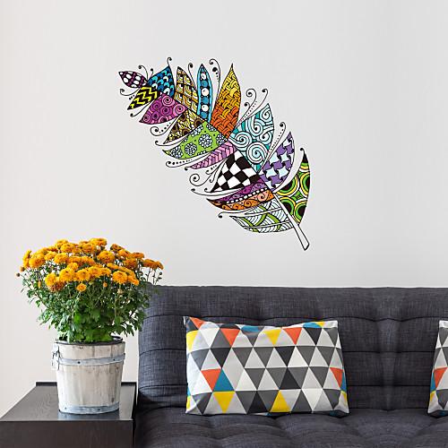 Декоративные настенные наклейки - плоские настенные наклейки / 3d наклейки на стены натюрморт / фигурки спальня / детская комната фото
