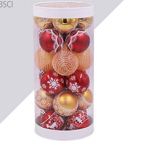Рождественские украшения Праздник пластик Мини Мультипликация Рождественские украшения фото