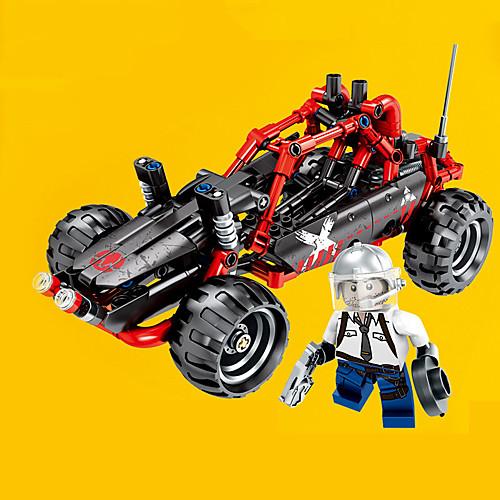 Конструкторы 310 pcs Гоночная машинка совместимый Legoing моделирование Гоночная машинка Все Игрушки Подарок / Детские фото