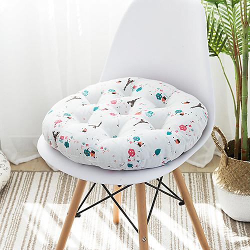 2020 новый круглый хлопок и льняная подушка стиль футон коврик медитация подушка трансграничные горячие продажи татами коврик подушка сиденья фото