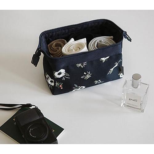 Путешествия многофункциональный моющийся сумка для хранения портативный женский косметичка большой емкости для хранения мусора фото