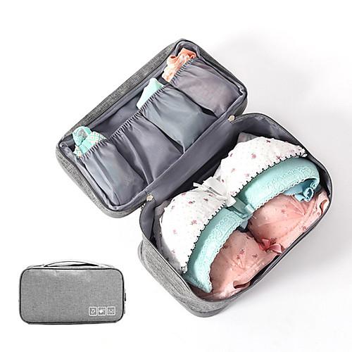 Катионный бюстгальтер сумка путешествия нижнее белье трусики сумка для хранения портативный бюстгальтер сумка для хранения фото