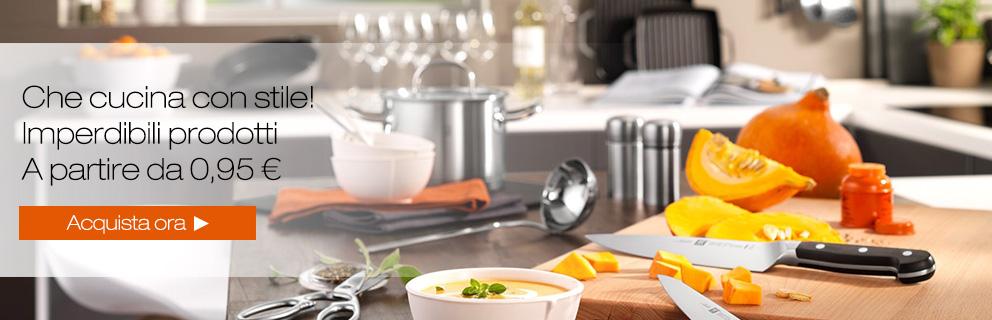 Cucina e utensili da cucina in promozione online collezione 2017 di cucina e utensili da cucina - Utensili da cucina professionali ...