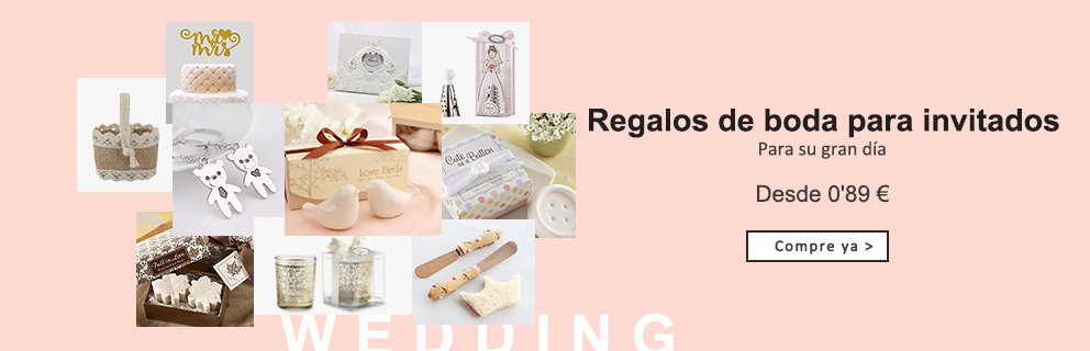 Regalos para invitados de boda cheap online regalos para invitados de boda for 2017 - Regalos de boda para invitados ...