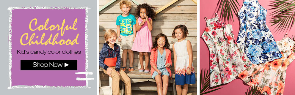 Cheap Kids' Clothing Online   Kids' Clothing for 2017