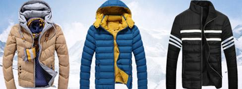 Ciepłe płaszcze męskie L-Warm