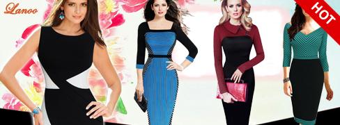 Elegante modieuze kleding Lanoo